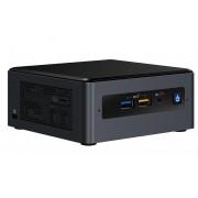 BilligTeknik Intel NUC i3-8109U minidator ( Inget operativsystem förinstallerat 4 GB RAM-minne 120 GB SSD-hårddisk )