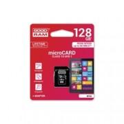 Card de memorie GOODRAM Micro SDXC Class 10 128 GB UHS-I + Adaptor SD