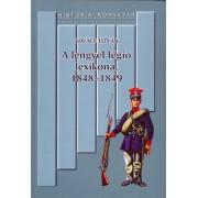 A LENGYEL LÉGIÓ LEXIKONA, 1848-1849