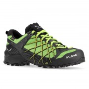 Salewa MS WILDFIRE GTX - Black Out/Fluo Yellow - 11
