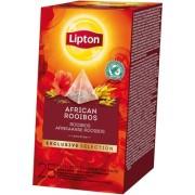 Ceai infuzie rooibos 25 plicuri piramida/cutie Lipton