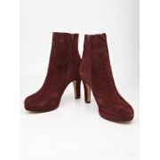 Clarks Kendra August Suede Boots(Brown)