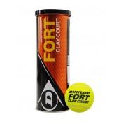 Spartan sport mingi tenis de camp dunlop fort clay court