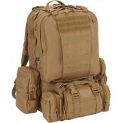 Brandit US Cooper Modular Pack Backpack Beige One Size