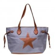 K56 szürke női táska