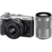 Canon EOS M6 + EF-M 15-45mm + EF-M 55-200mm - 207,45 zł miesięcznie