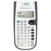 39 Texas Räknare TI-30XB MultiView + Batteri