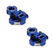 Tradico® 1/10 RC Drift Car Stealth Body Contact Shell Mount Column for D90 D110 Blue