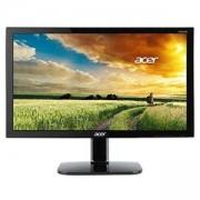 Монитор Acer KA270HBbid, 27 инча Wide IPS LED Anti-Glare, 4 ms, 100M:1 DCR, 250 cd/m2, FullHD 1920x1080, VGA, DVI, HDMI, Glossy Black, UM.HX0EE.B01