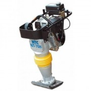 Mai compactor NT70H NTC, motor HATZ Diesel 1B20, putere motor 5 CP, greutate 70kg, CEHIA