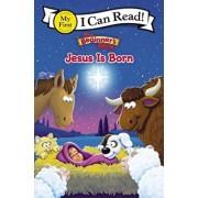 The Beginner's Bible Jesus Is Born, Paperback/Zondervan