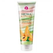 Dermacol Aroma Ritual Apricot & Melon gel doccia rinfrescante 250 ml donna
