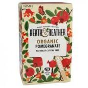Heath & Heather Pomegranate Tea Bio
