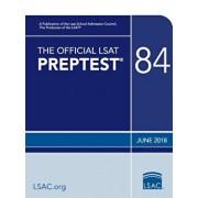 The Official LSAT Preptest 84: June 2018 LSAT, Paperback/Law School Council