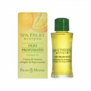 Frais Monde Spa Fruit Orange And Chilli Leaves Perfumed Oil Orange And Chilli 10Ml Per Donna (Perfumed Oil)