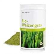 Sanct Bernhard Erba di grano in polvere BIO, 400 g