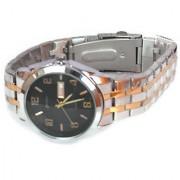 TOP BRAND MEN QUARTZ Fashion Casual Brand Waterproof Quartz Watch Men Military Stainless Steel Sport Watches Man