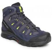 Salomon Quest Prime GTX Hiking & Trekking Shoes For Men(Navy)