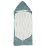 Snoozebaby Wikkeldeken (Trendy Wrapping) - Gray Mist