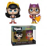 Vynl. Figura Funko Vynl. - Wonderwoman & Batgirl
