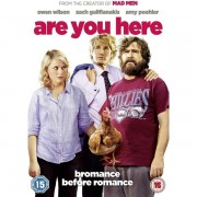 Are You Here DVD