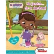 Ne jucam... De-a doctorul - Disney Junior. Doctorita Plusica