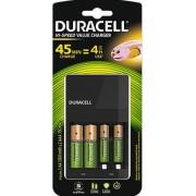 Duracell incarcator CEF14 + 2 x Acumulatori AAK2 1300mAh + 2 x Acumulatori AAAK2 750mAh