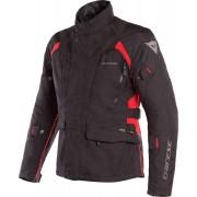 Dainese X-Tourer D-Dry Chaqueta de moto textil Negro Rojo 52