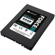 Corsair CSSD-F60GBLSB Solid State Drive (SSD) Force LS Series, 60 GB, 2.5