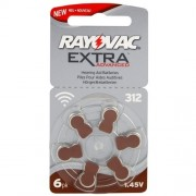 Rayovac 312 Extra Advanced - 1 blister
