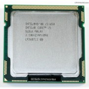 Intel Core i5-650 socket FCLGA1156
