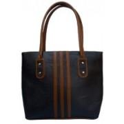 YOGISTYLO FASHION Yogi Collection PU Hand Bag for Women (Black) Black Messenger Bag