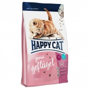 10kg Happy Cat Junior con ave pienso para gatitos