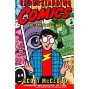 Understanding Comics - The Invisible Art (McCloud Scott)(Paperback) (9780060976255)