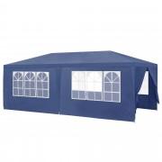 Градинска шатра/беседка [casa.pro]® 600x300x255 cm Тъмносиня