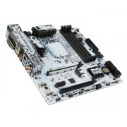 MSI B150M MORTAR ARCTIC, Intel B150, VGA by CPU, 2xPCI-Ex16, 4xDDR4, SATA3/M.2, DVI/HDMI/USB3.1(gen1), mATX (Socket 1151)