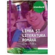 Limba si literatura romana - Clasa a 8-a - Standard 2016 - Anca Davidoiu-Roman M. Dobos