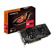 VGA Gigabyte RX 570 Gaming 4G, AMD RX570, 4GB 256-bit GDDR5, do 1255MHz, DP 3x, DVI-D, HDMI, 36mj (GV-RX570GAMING-4GD)