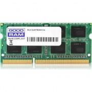 Memorii laptop goodram DDR3 SODIMM 8GB 1333 CL9 (GR1333S364L9 / 8G)