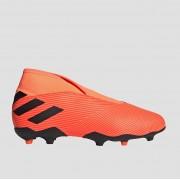 adidas Nemeziz 19.3 laceless fg voetbalschoenen oranje kinderen Kinderen - BRIGHT oranje - Size: 35