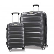 "Samsonite Flylite Dlx 2 Piece Luggage Suitcase Set 19""/27"" Hardside Spinner"