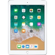 "Tableta Apple iPad 9.7 (2018), Procesor Quad-Core 2.34GHz, IPS LCD Capacitive touchscreen 9.7"", 2GB RAM, 128GB Flash, 8MP, Wi-Fi, iOS (Argintiu) + Cartela SIM Orange PrePay, 6 euro credit, 6 GB internet 4G, 2,000 minute nationale si internationale fix sau"