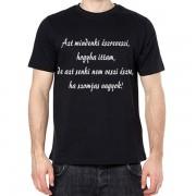 Azt mindenki - Tréfás póló