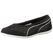 Puma Women's Modern Soleil Ballerina Mu Idp Puma Black Sneakers - 6 UK/India (39 EU)