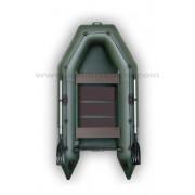Čln Kolibri KM-300 zelený, lamelová podlaha