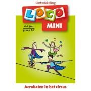 Boosterbox Mini Loco - Acrobaten in het Circus (4-6 jaar)