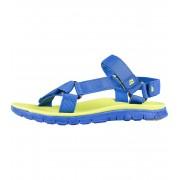 ALPINE PRO DRESSON Uni sandály UBTG101530 reflexní žlutá 43