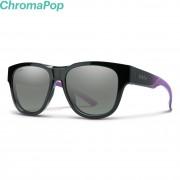 Smith Sluneční brýle Smith Rounder violett spray