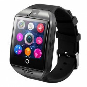 Q18 Plus 3G Android Wi-Fi APP Bluetooth Smart Watch - Negro