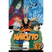 Naruto, V62: The Crack, Paperback